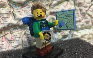 Lego Geographer